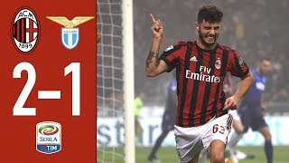 Rock Solid Win at San Siro: AC Milan 2-1 Lazio
