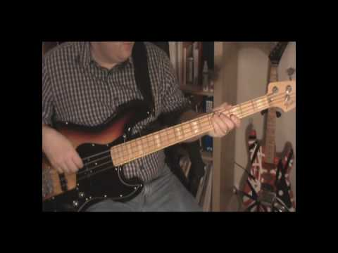Run To The Hills - Iron Maiden - Bass Lesson - Part 1