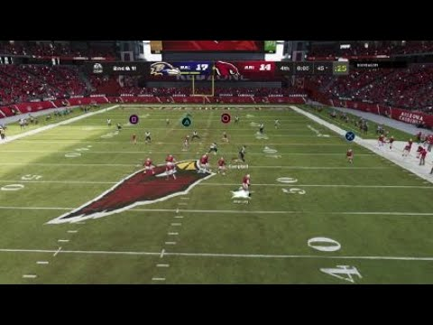 Madden NFL 22 great offensive of game |
