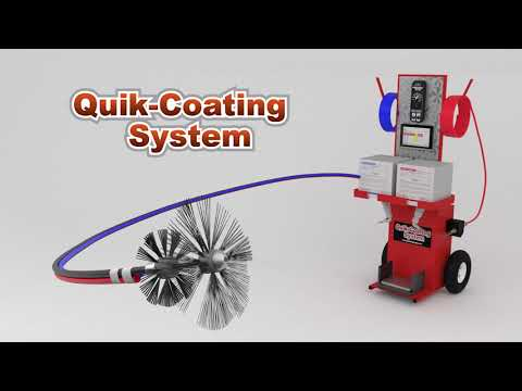 Quik-Coating System from Pipe Lining Supply
