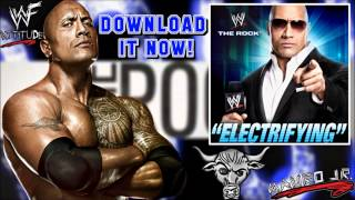 WWE: Electrifying (The Rock) - Single (Arena Loop) + Download Link