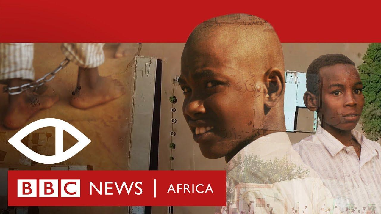 The Schools That Chain Boys - BBC Africa Eye | BBC Arabic documentary