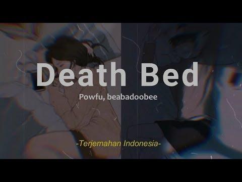 Lyrics Death Bed Artinya