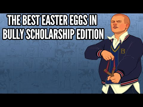 The Best Easter Eggs In Bully: Scholarship Edition