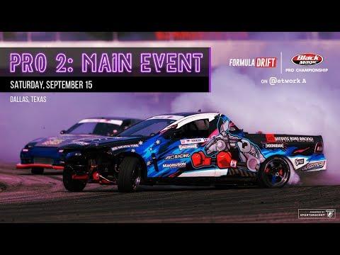Texas 2018 - Pro 2 Main Event LIVE!