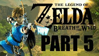 Basement Gamers play: The Legend of Zelda: Breath of the Wild - What now? (Part 5)