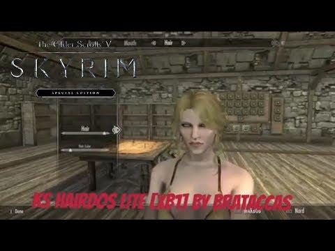 Skyrim SE Xbox One Mods|KS Hairdos Lite [XB1]