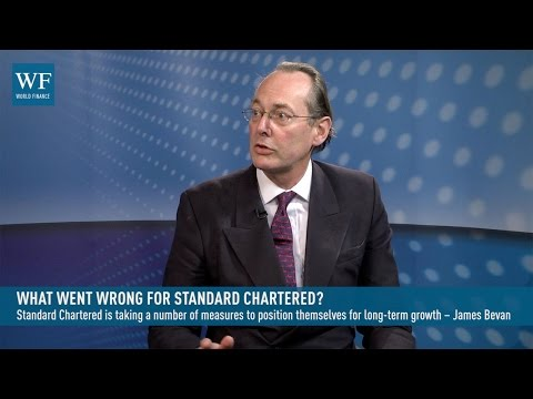 What went wrong for Standard Chartered?   World Finance