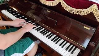 Lambert - Stay in the Dark (piano cover)