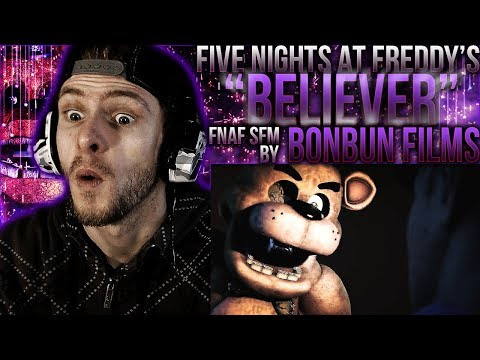 Vapor Reacts #564 | [FNAF SFM] FIVE NIGHTS AT FREDDY'S ANIMATION