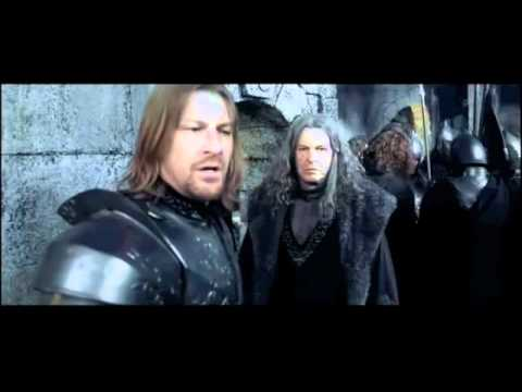 TRIAL OF LANCELOT (Lord of the Rings Style)