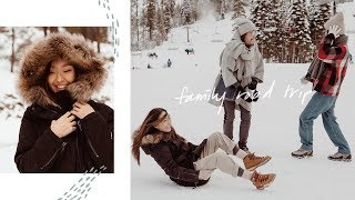 Family Road Trip | December Vlog