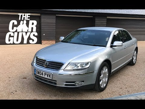 VW Phaeton is this the most UNDERRATED car in the world