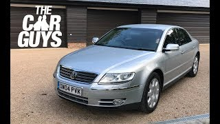 VW Phaeton - is this the most UNDERRATED car in the world?
