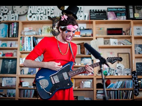 PWR BTTM: NPR Music Tiny Desk Concert