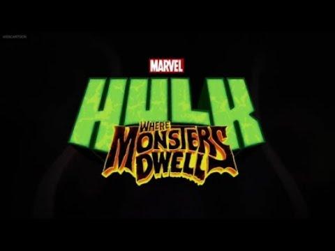 Download Hulk: Where Monsters Dwell  - comics - anime - 2016 - trailer