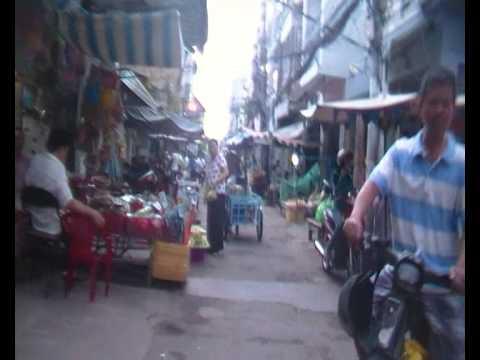 Underground Saigon (Ho Chi Minh City) Vietnam