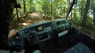 Tecumseh Trails Ohio 2017 Kawasaki Mule Pro FXT, Mule 610, Polaris Razor 1000