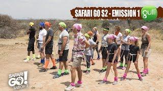 SAFARI GO S2 avec Carole Rousseau sur Gulli - Emission 1 en intégralité !