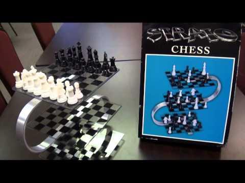 Strato Chess - A Gamer's Grind Show Segment