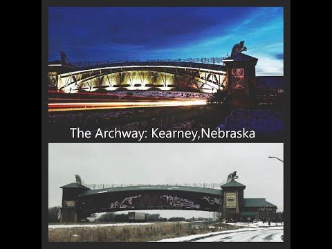 The Archway In Kearney Nebraska (quick Tour)