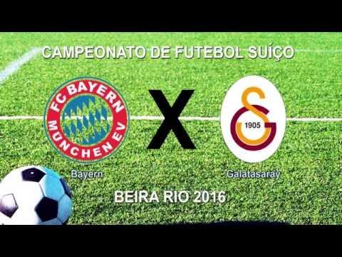 Camp Beira Rio 5ª RODADA BAYERN 4 X 1 GALATASARAY