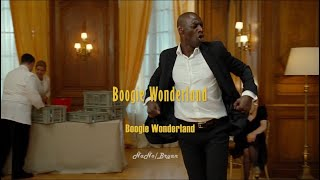 Earth, Wind & Fire - Boogie Wonderland / (Intouchables)