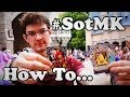 How To Be A Sorcerer of the Magic Kingdom w/ STAFEEZY