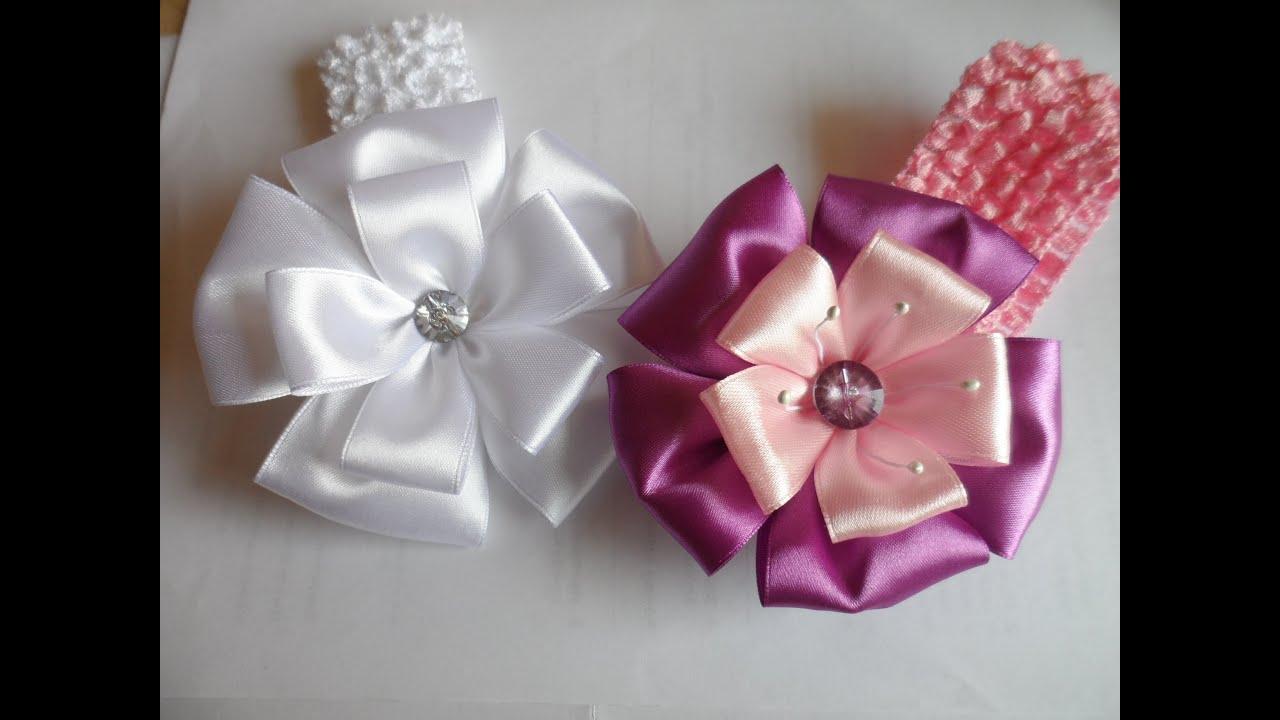 Банты своими руками из лент для свадьбы