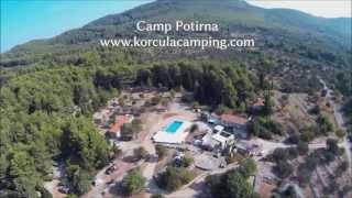 Camp Potirna - Island of Korcula Camping