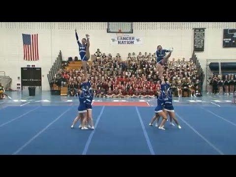 Waterford High School - ECC Cheerleading Championship 2018