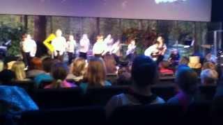 kids drama behold the Lamb of God