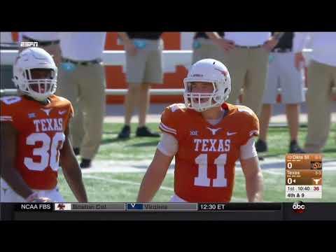 2017 - Game 7 - Texas Vs. #10 Oklahoma State