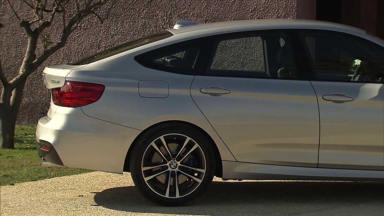 BMW I GT Mit M Sportpaket Exterieur Design YouTube - Bmw 325i gt
