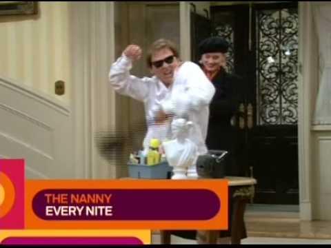 The Nanny Nick At Nite Promo Niles Youtube
