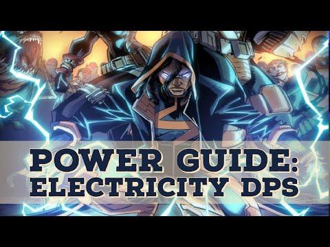 DC Universe Online: Best Electricity DPS Loadout [2020]