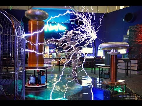Musical Tesla Coil - Pirates of the Caribbean - DRSSTC 3