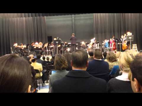Olentangy Liberty Middle School Fall Concert