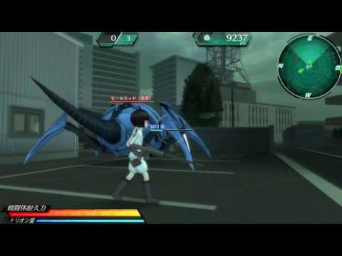 An Idiot Imports Episode #47: World Trigger: Borderless Mission Vita Gameplay