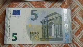 5 Євро зразка 2002 і 2013