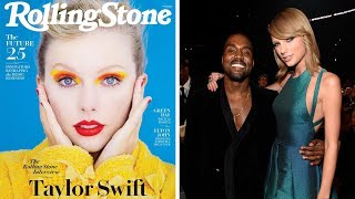 Taylor Swift Calls Kanye West 'TWO-FACED'
