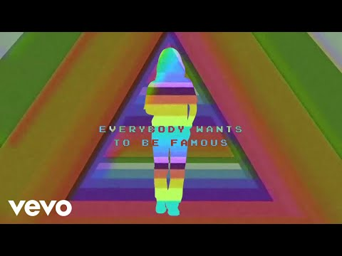 Superorganism - Everybody Wants To Be Famous (Cedric Gervais Remix) (Official Audio)