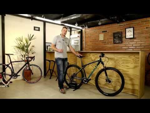 Brychta Bikes apresenta - GT Karakoram
