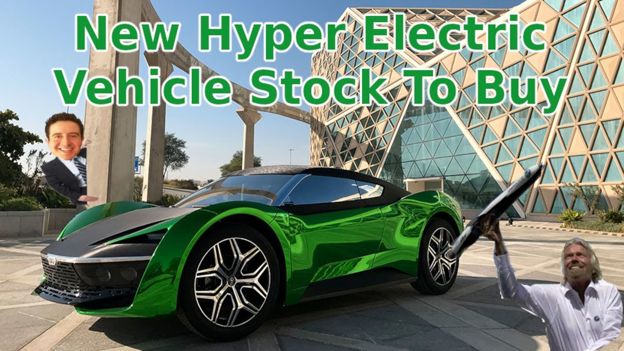 Download Electric Vehicle Stock To Buy Now Virgin VGAC SPAC Could Be The Next Big Telsa TSLA Competitor