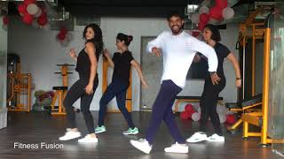 Ullu Ka Pattha - Jagga Jasso Easy Bollywood Zumba Dance Choreography - Fitness Fusion