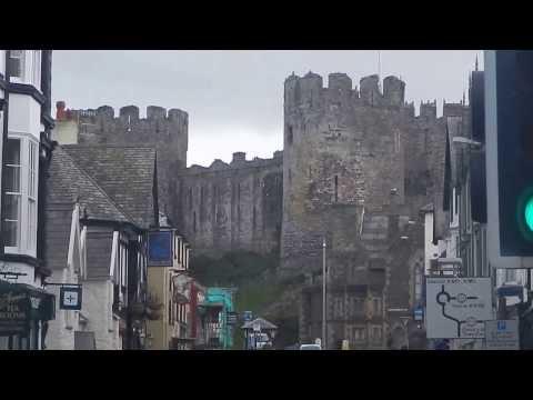 Wales ( Conwy Castle)