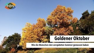Goldener Oktober | RON TV |