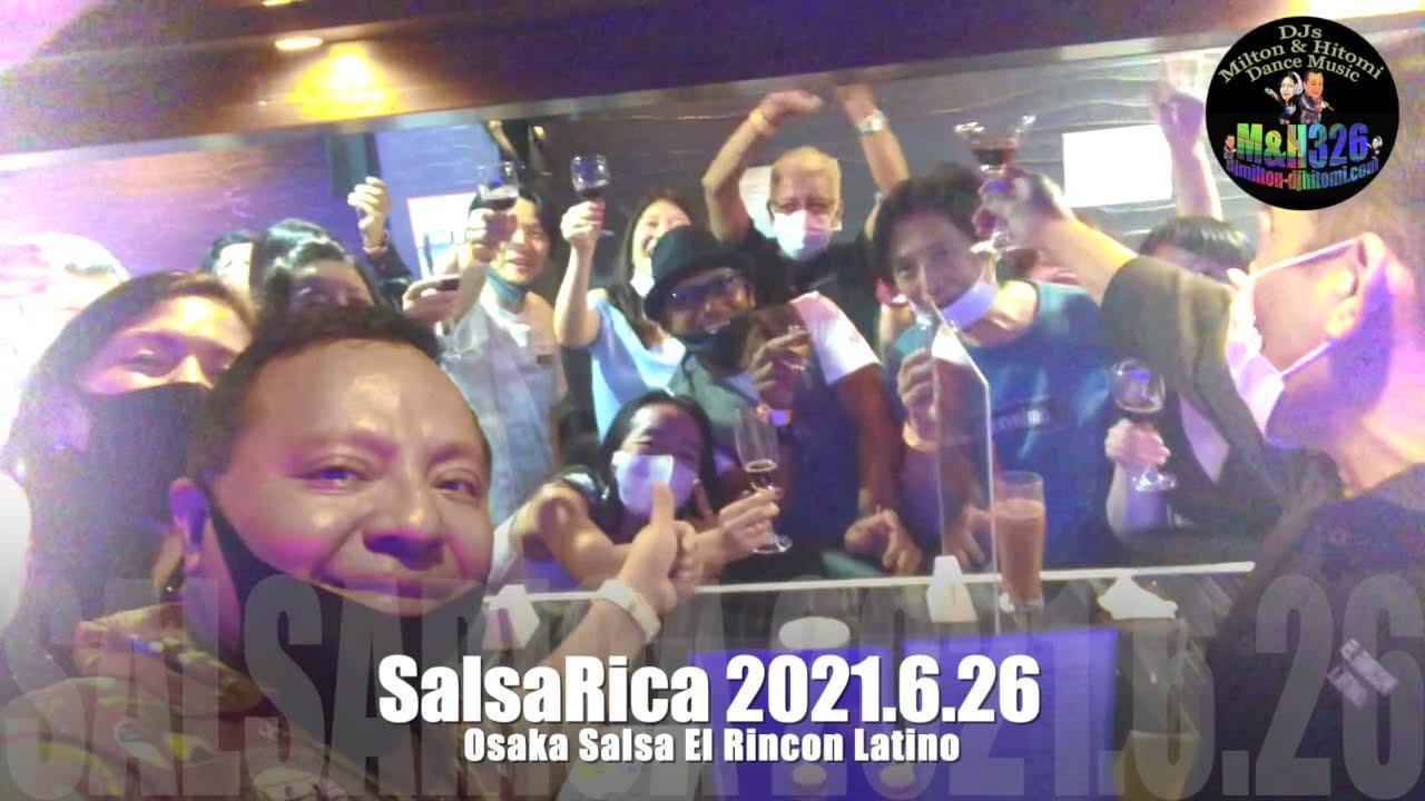 SalsaRica Osaka 2021 Summer