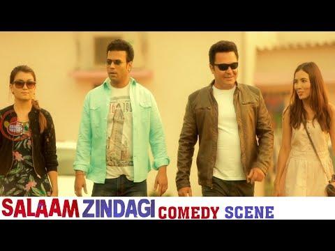 Salaam Zindagi Comedy Scenes | Latest Hyderabadi Movie 2017 Comedy Scenes | Non Stop Fun & Comedy thumbnail