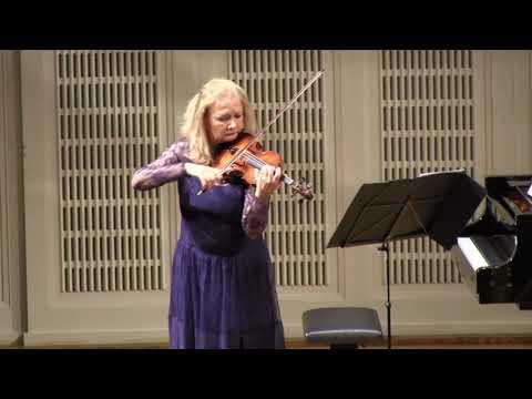Camille Saint Saens Fantasie op. 124 für Violine und Harfe